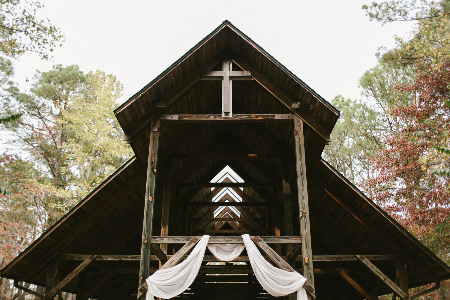 Open Air Chapel Wedding Alabama 4h Center