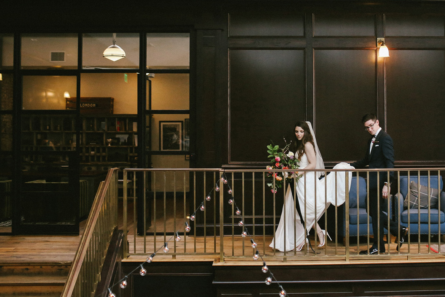Oxford Exchange Wedding.Oxford Exchange Wedding Full Of Personality Tampa Florida