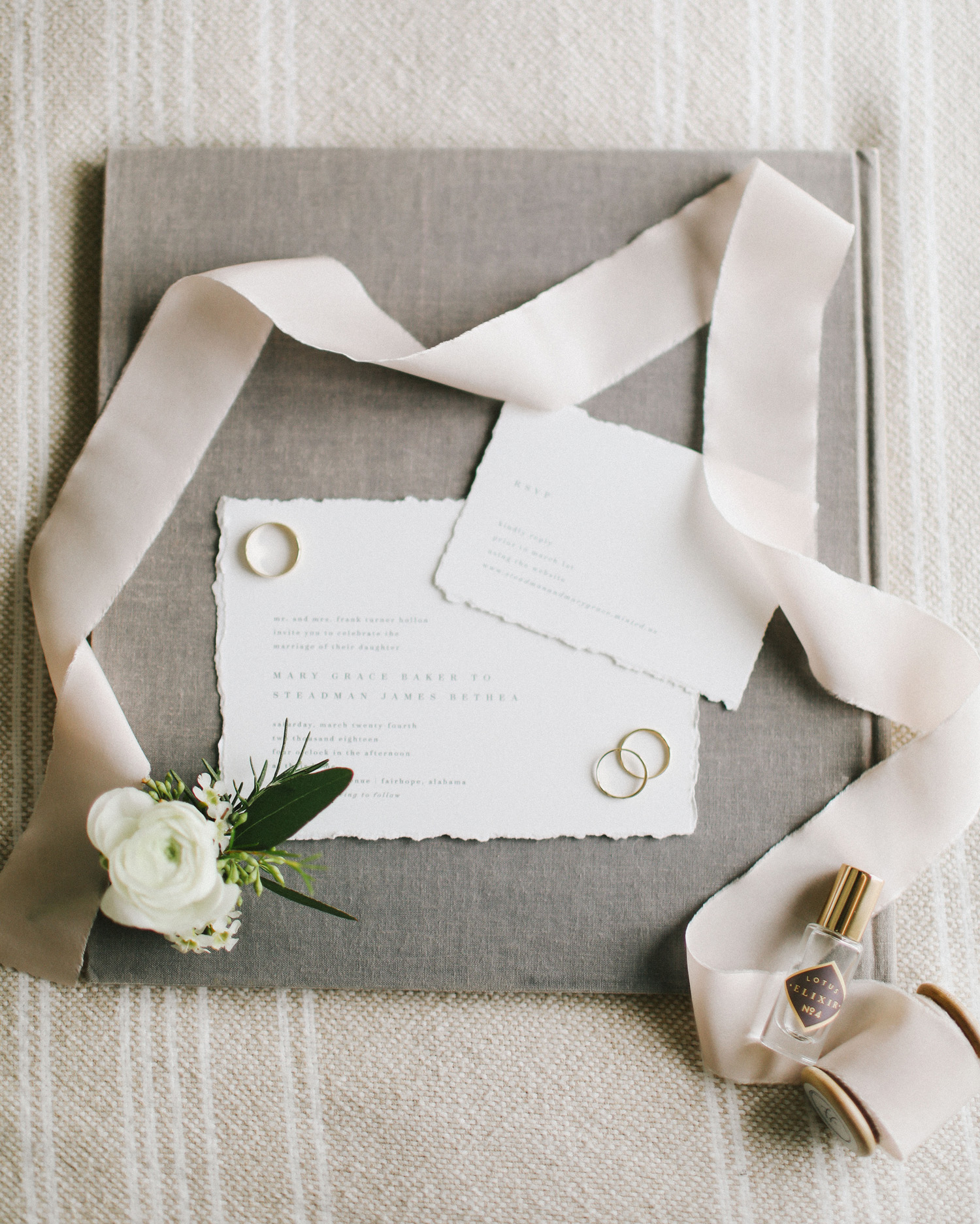 Spring Backyard Wedding | Fairhope, Alabama