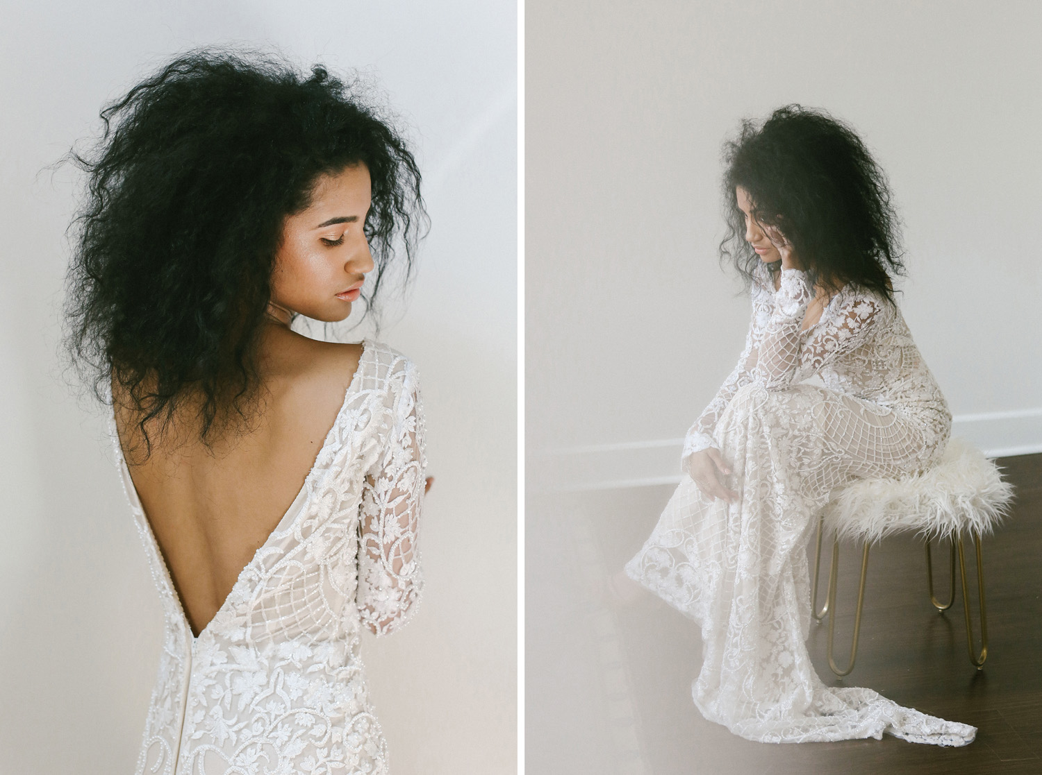 Wedding Dresses, Non-traditional Bride Style